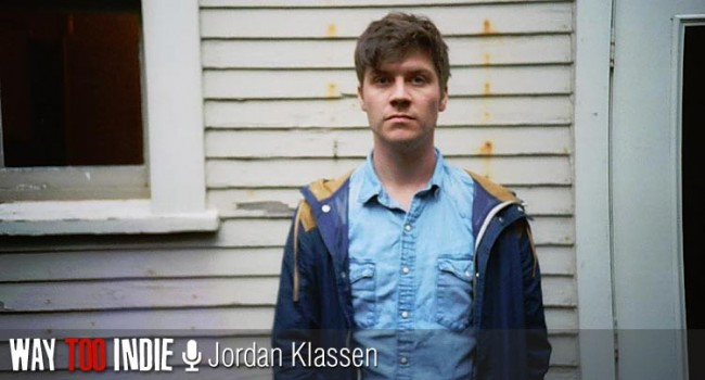 Jordan Klassen speaks about his new album and the difficulties of touring