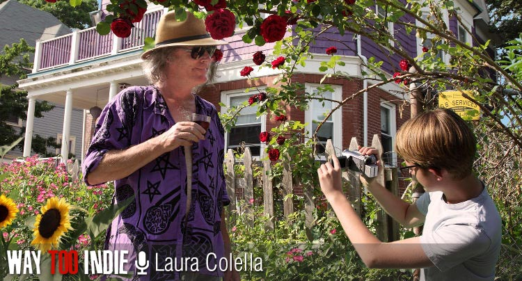 Laura Colella On Filming Her Friends in 'Breakfast With Curtis'