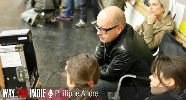 Philippe Andre talks about the universal story behind 'Delicate Gravity'