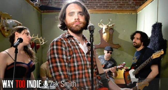 Zak Smith on his music and what it means to him