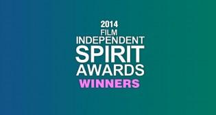 2014 Spirit Award Winners
