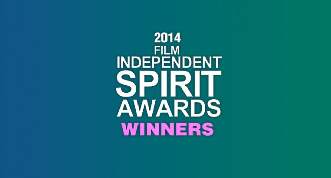 2014 Spirit Award Winners Awards
