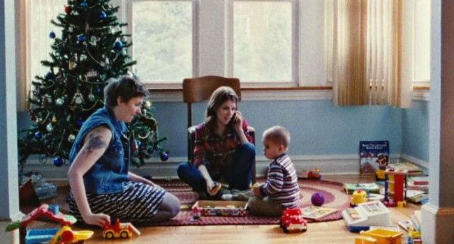 Magnolia and Paramount Link Up to Distribute 'Happy Christmas'