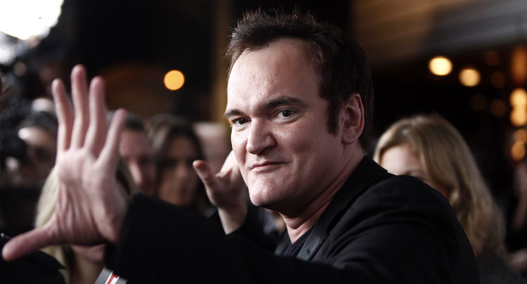 Tarantino Sidelines 'Hateful Eight' Following Script Leak