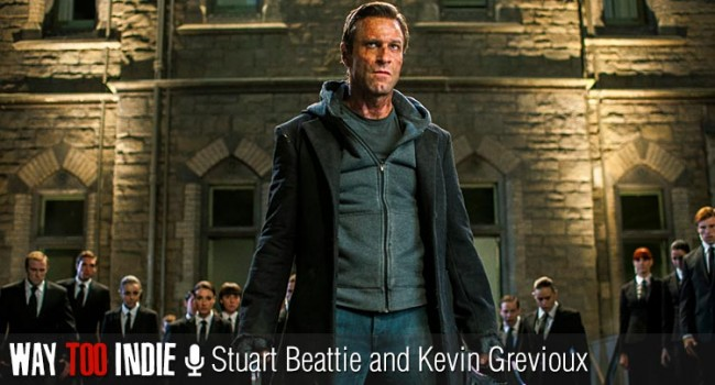 Stuart Beattie and Kevin Grevioux Talk 'I, Frankenstein'