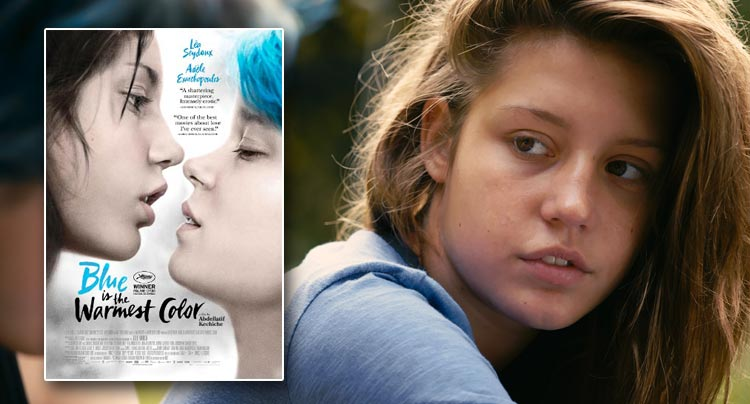 Giveaway: Blue is the Warmest Color Free Streaming Code News