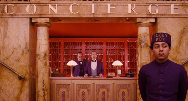 Trailer: The Grand Budapest Hotel News