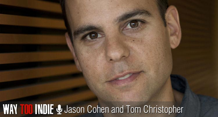 Jason Cohen and Tom Christopher Talk Facing the Fear of Forgiveness