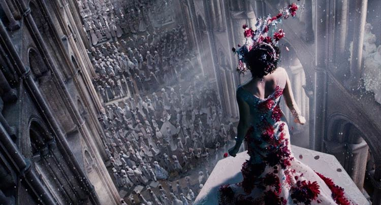 Jupiter Ascending 2014 movie