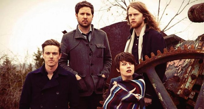 """Kate Tucker & The Sons of Sweden """"Hangover"""" Music Video Premiere"""