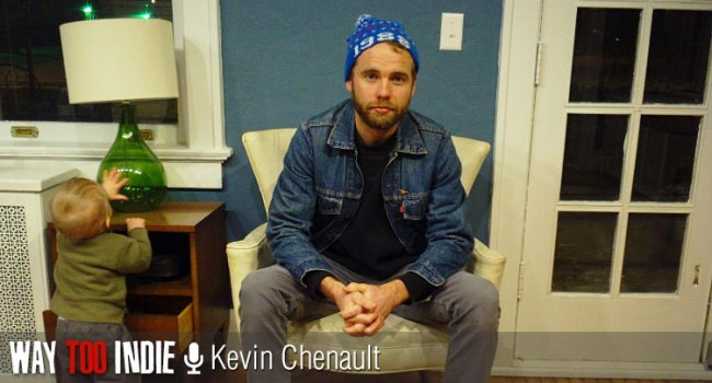 Kevin Chenault Talks 'Different Drum', Awkward Road Tripping