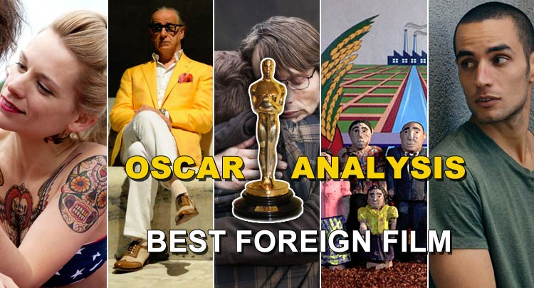 Oscar Analysis 2014: Best Foreign Film Awards