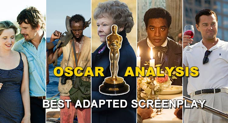 Oscar Analysis 2014: Best Adapted Screenplay Awards