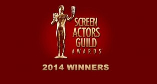 2014 Screen Actors Guild Award Winners