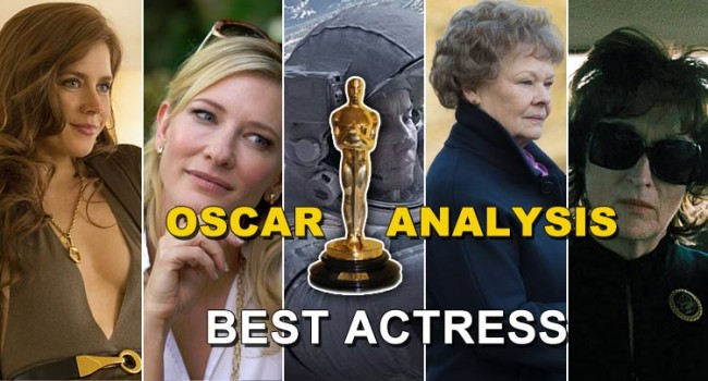 Oscar Analysis 2014: Best Actress Awards