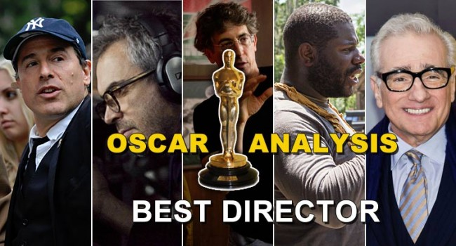 Oscar Analysis 2014: Best Director Awards