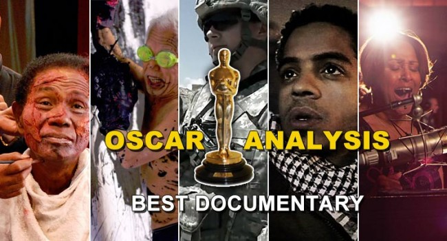 Oscar Analysis 2014: Best Documentary