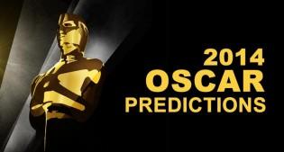 Oscars 2014 Predictions
