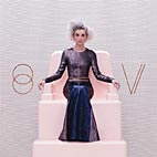 St. Vincent – St. Vincent album cover