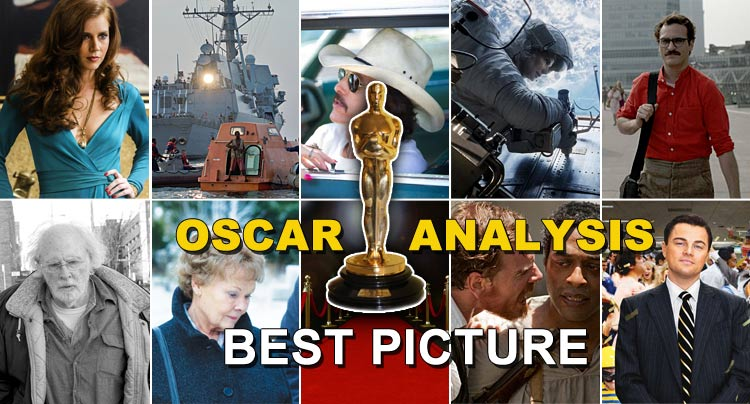 Oscar Analysis 2014: Best Picture Awards