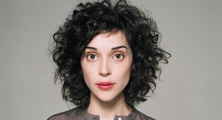 "Clark seems to be fully aware of just how special ""Huey Newton"" is: the disgustingly distorted guitar part guiding its metallic second half is none other ... - st-vincent-singer"