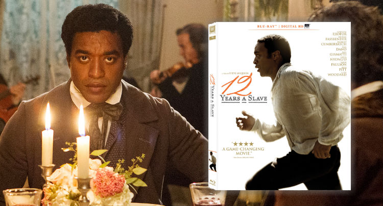 Giveaway: 12 Years a Slave Blu-ray