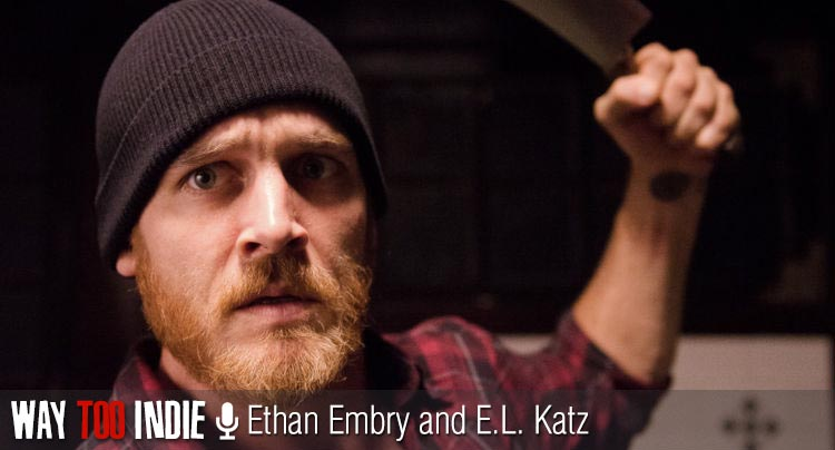 Ethan Embry and E.L. Katz Talk Dares, Blood, Guts, 'Cheap Thrills'