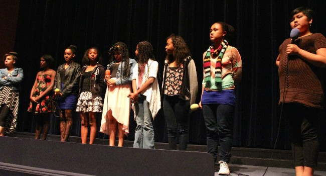 CFI Education Puts 10 Young Girls Behind the Camera