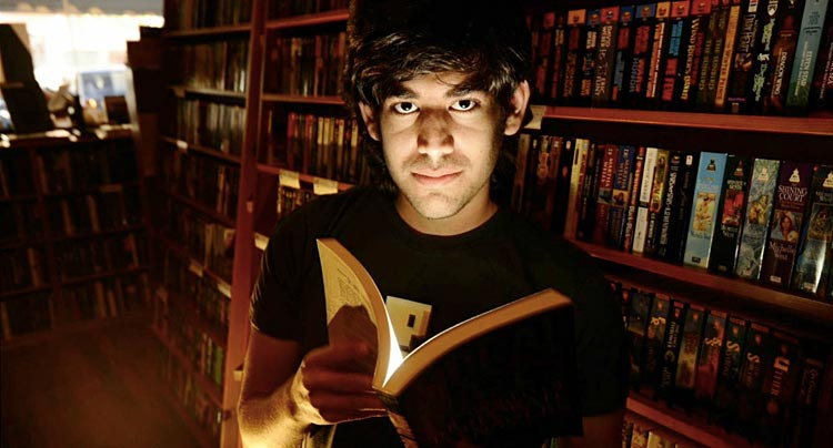The Internet's Own Boy: The Story of Aaron Swartz documentary