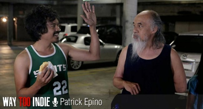 Patrick Epino Talks Becoming an Awesome Asian Bad Guy
