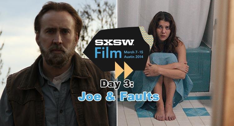 SXSW 2014: Joe & Faults