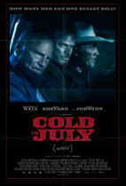 Cold in July movie