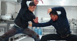 Gareth Evans and Iko Uwais Talk 'The Raid 2′