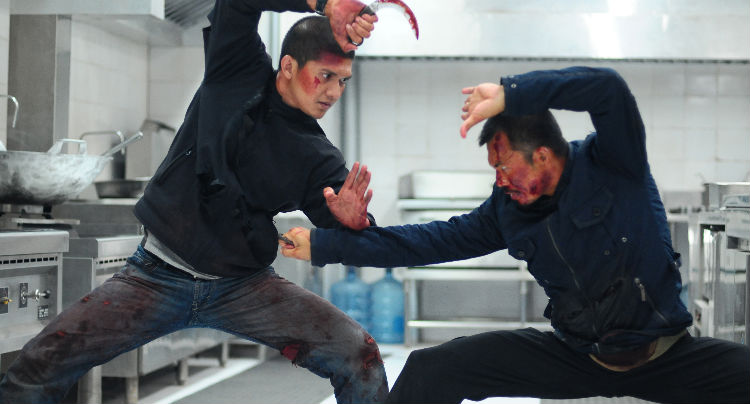 Gareth Evans and Iko Uwais Talk 'The Raid 2′ Interview