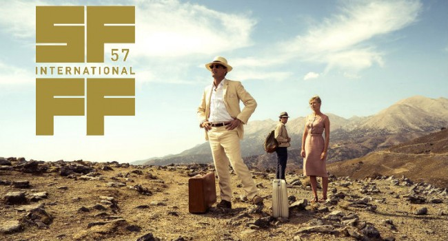 SFIFF57: Opening Night, The Two Faces of January