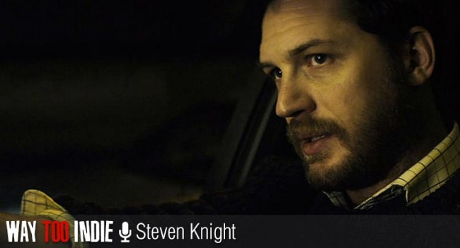 Steven Knight Talks 'Locke', the Theater of the Automobile