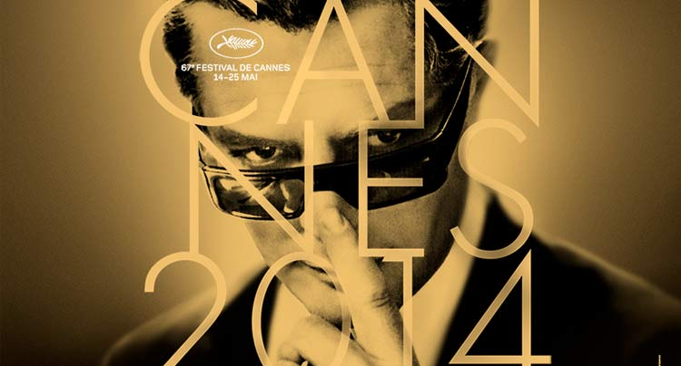 Official Poster for Cannes 2014 Unveiled