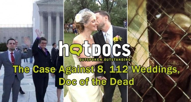 Hot Docs 2014 Preview: The Case Against 8, 112 Weddings, Doc of the Dead Film Festival