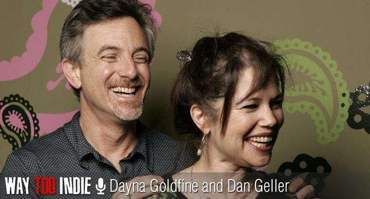 Dayna Goldfine and Dan Geller Talk 'The Galapagos Affair'