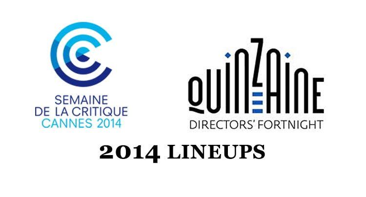 Cannes 2014: Director's Fortnight & Critic's Week Film Festival