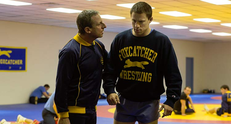 Foxcatcher Channing Tatum