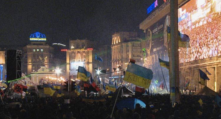 Maidan film
