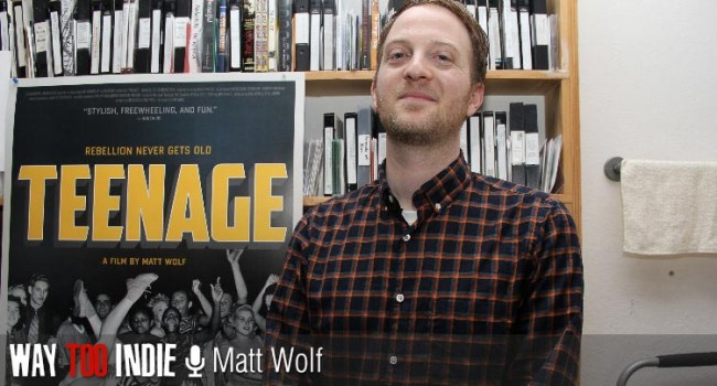 Matt Wolf Bridges Past and Present Youth Culture in 'Teenage' Interview