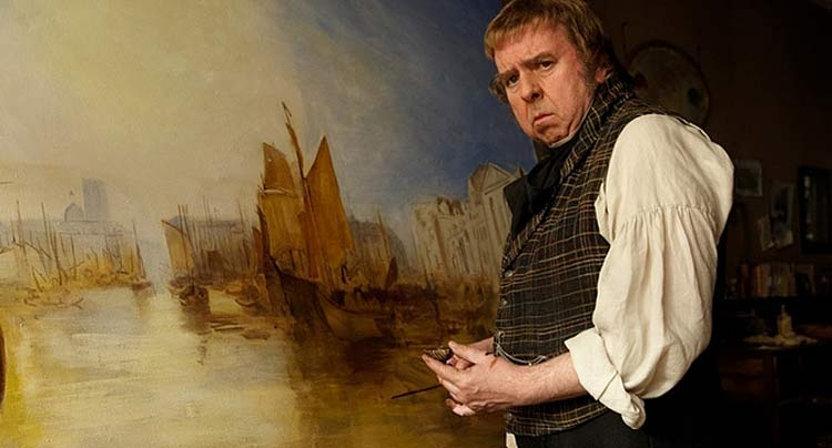 Mr. Turner Mike Leigh movie