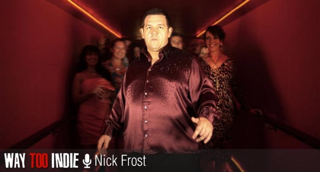 Nick Frost Conquers Fear, Salsas Butt Off in 'Cuban Fury' Interview