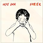 Wye Oak – Shriek album cover