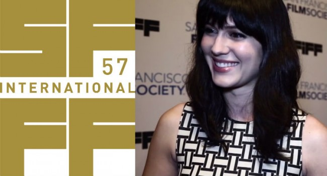 SFIFF57: Alex of Venice Red Carpet Interviews