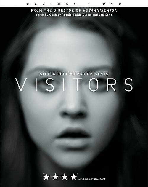 Visitors Blu-ray cover