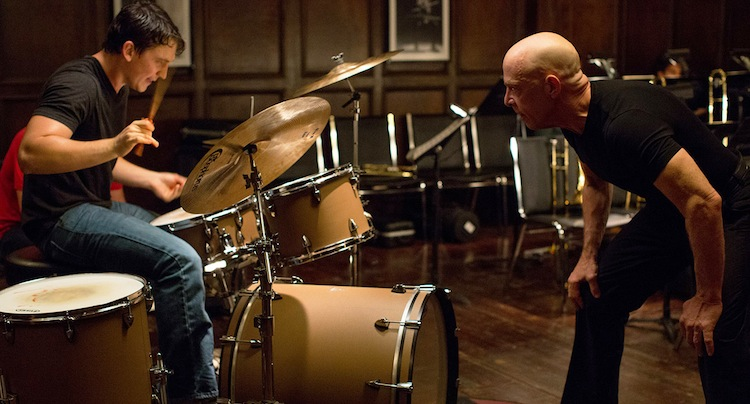 "First Clip: Whiplash ""Rushing or Dragging"""