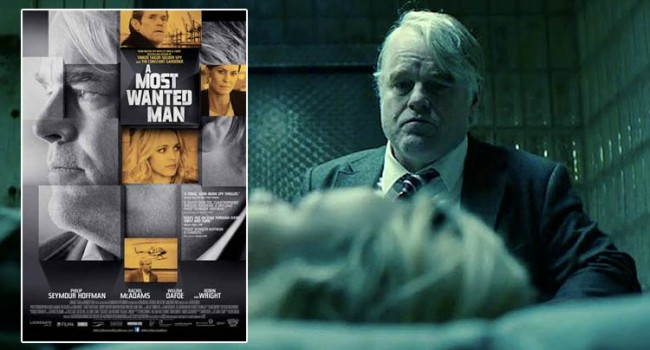 Poster Revealed for 'A Most Wanted Man' Starring Philip Seymour Hoffman